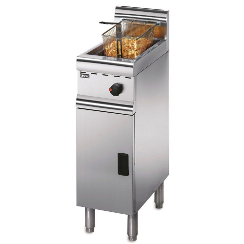 Lincat Silverlink 600 J5/N Natural Gas Single Tank Fryer